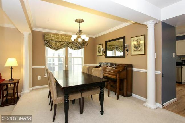beautiful featured dining room